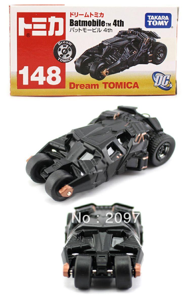 Dream tomica batmobile 4th