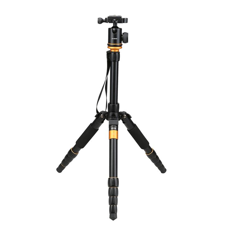 Professional Tripod Monopod Camera Tripod with Ball Head for Canon Nikon Sony DSLR //Price: $76.10 & FREE Shipping //     #hashtag4