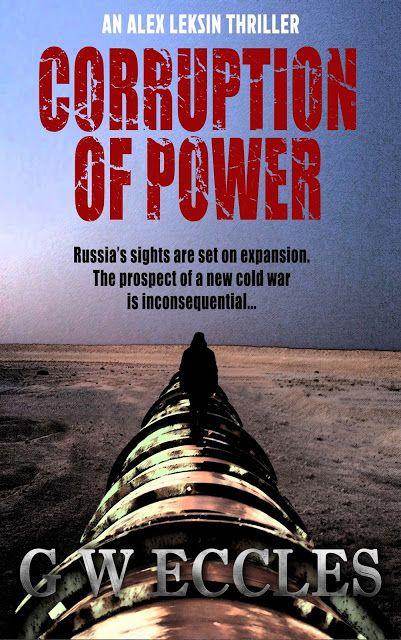 Book-o-Craze: Release Day Blast -- Corruption of Power by G.W. E...