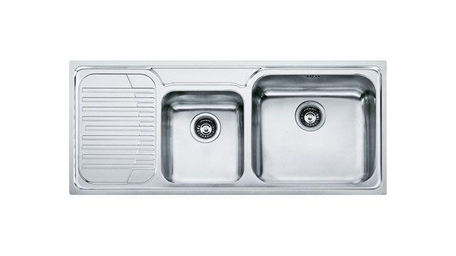 Franke Kitchen Sinks Galassia GAX 621 Stainless Steel