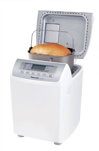 cool Panasonic SD-RD250 Bread Maker with Automatic Fruit & Nut Dispenser