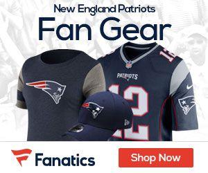 New England Patriots Merchandise