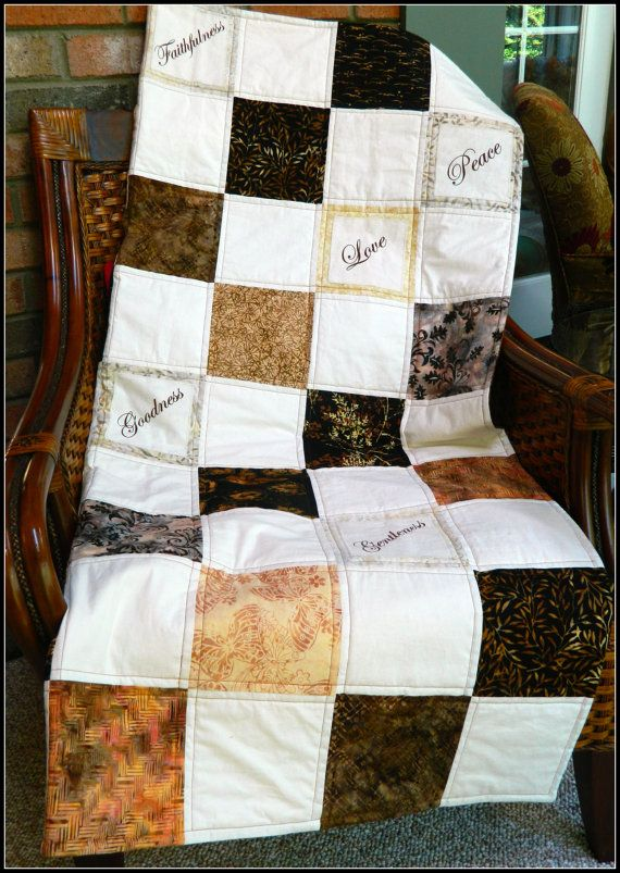 Life Journeys Quilt Series   wedding anniversary by FabricInMotion, $125.00