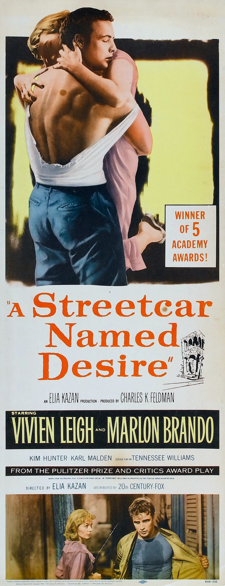 a review of tennessee williams streetcar named desire Buy a cheap copy of a streetcar named desire book by tennessee williams the pulitzer prize and drama critics circle award winning play reissued with an introduction by arthur miller (death of a salesman and the crucible), and williams free shipping over $10.