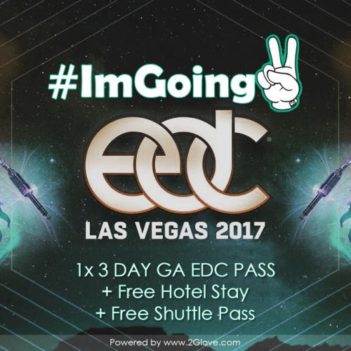 Win a Pass for EDC Las Vegas Music Festival  Hotel Stay {US}... sweepstakes IFTTT reddit giveaways freebies contests