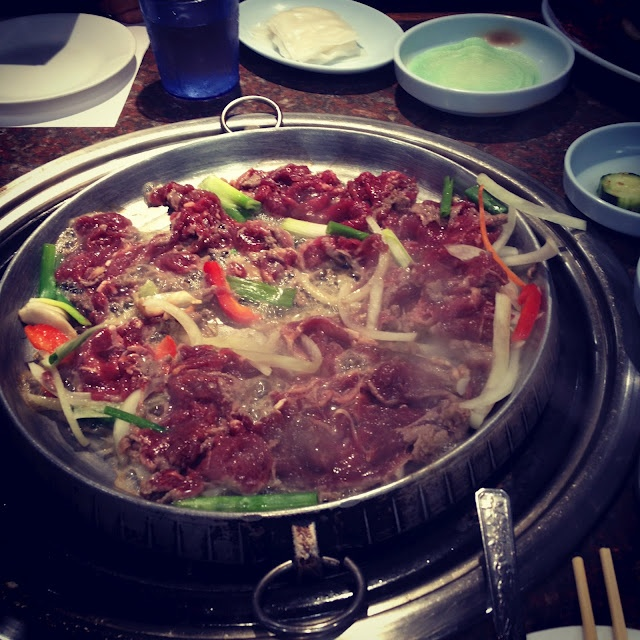 #yum korean bbq