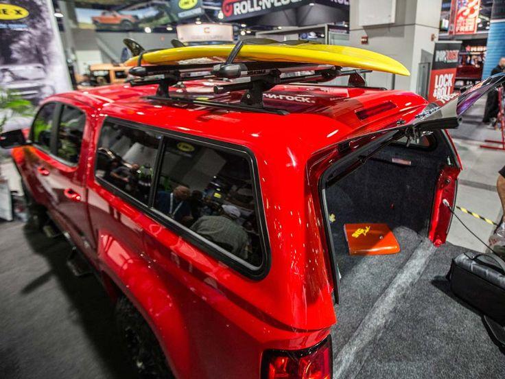 Dissent offroad aluminum rack system Toyota
