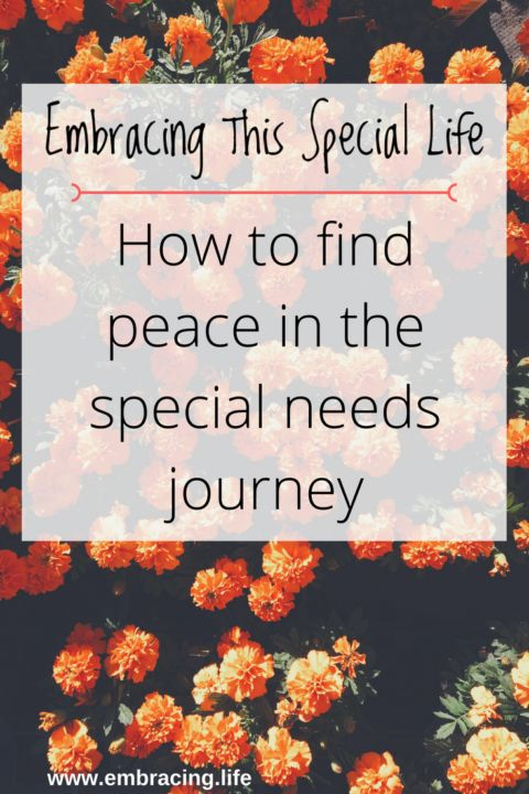Encouragement for Christian mothers of children with special needs | special needs parenting