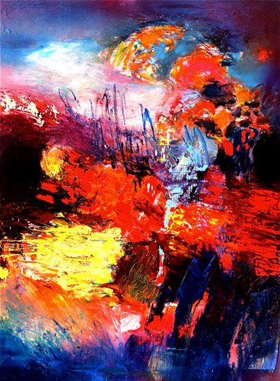 20 best gerard str cher images on pinterest contemporary for Most beautiful abstract art