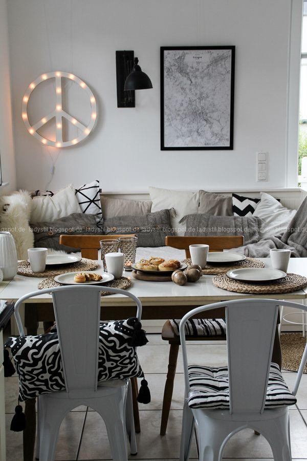 die 51 besten bilder zu esszimmer ❤ dining room auf pinterest, Esszimmer dekoo