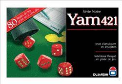 Jeu de societe Dujardin Yams 421 - 14,28 € livré