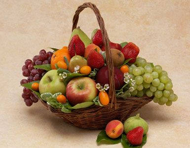 Gourmet Gift Baskets, Fruit Flower Baskets, Fruit Basket Delivery | Los Angeles, Beverly Hills, West Hollywood, Santa Monica | Fraiche Fine Gifts