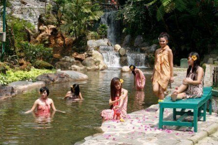 #Air #Panas #Ciater Tempat Liburan paling Menarik di Bandung buat Mahasiswa