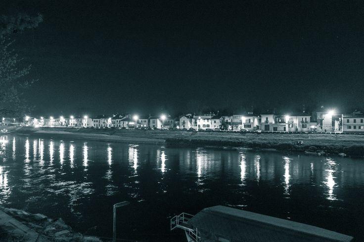 Borgo Ticino - Pavia by night