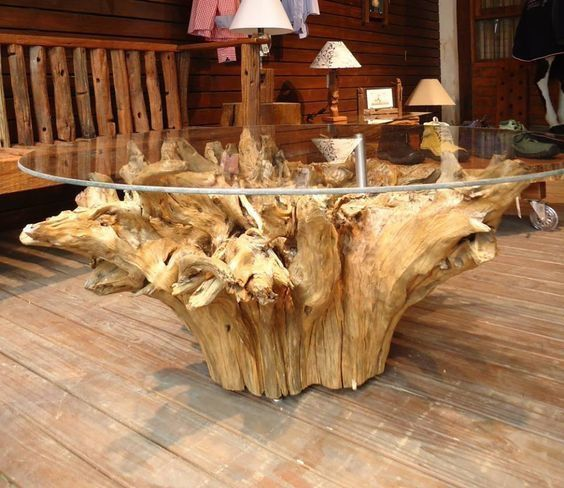 Driftwood Furniture: Practical Projects For Your Home And