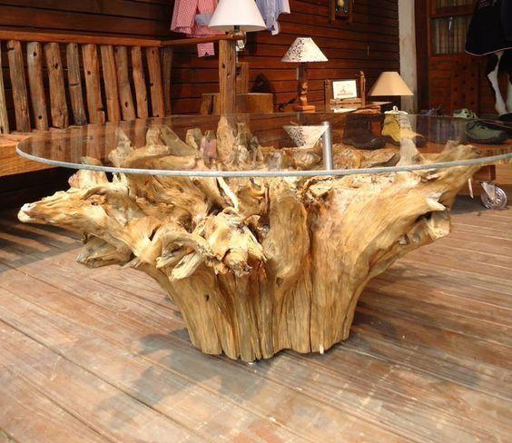 Garden Coffee Table Ideas