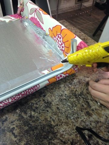 The Style Sisters: Easy Cornice Tutorial Using Foam Board