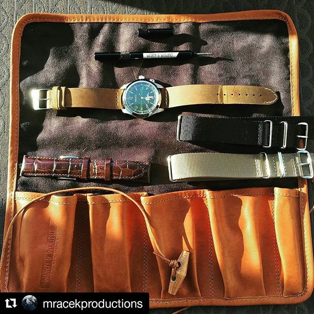 Cheers for the tag @mracekproductions! #seiko #watchroll