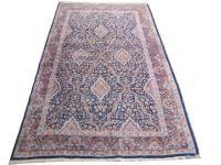 антикварная персидский ковер Kerman 17