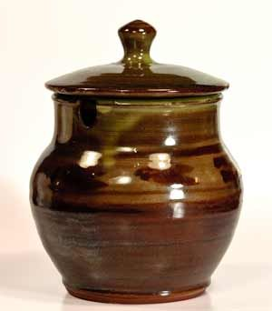 Early Aylesford jam pot