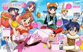 Kết quả hình ảnh cho rozen maiden anime47