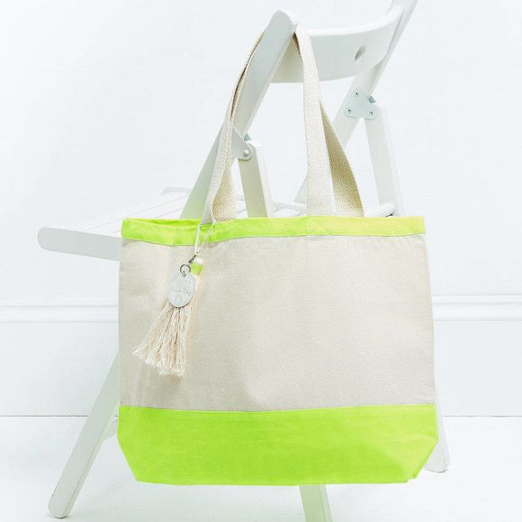 VIDA Tote Bag - wind angels by VIDA aaPrO