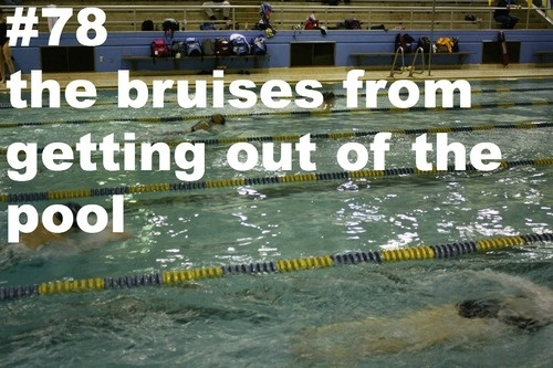 Swimmer Problems this happens ALLL THE TIME