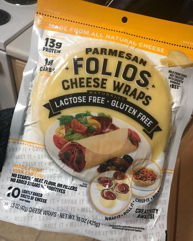 Forget Flour Tortillas Costco Is Selling Cheese Wraps To Upgrade Taco Night Lactose Free Carb Alternatives Carbs