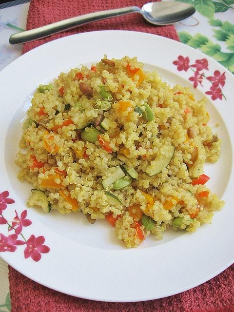 fried rice (quinoa): Favorit Recipe, Favorite Recipes