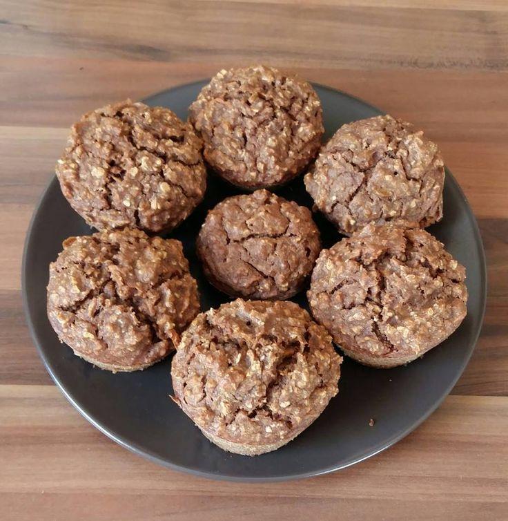 Almás zabmuffin | Manó Menü