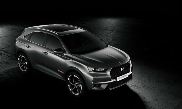 DS 7 Crossback -- Automotive News Photo Gallery