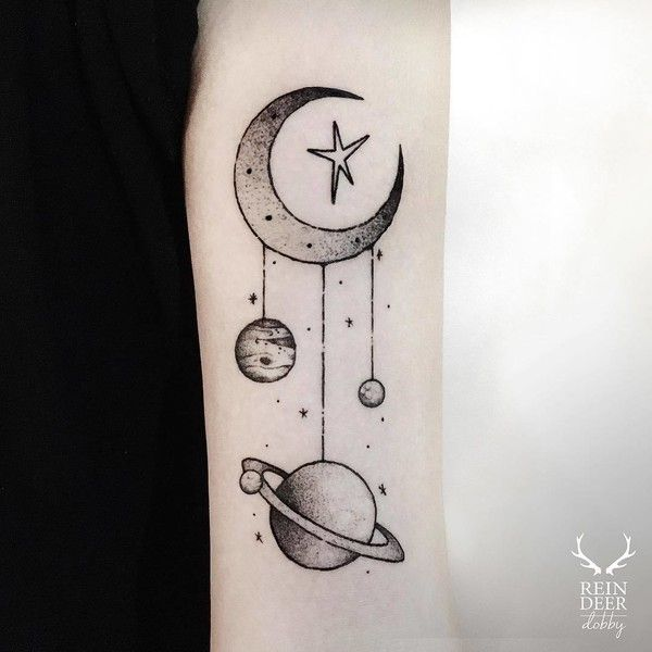 Tattoo Woman Planet: Beautiful Tattoo Ideas: A Collection Of Ideas To Try About