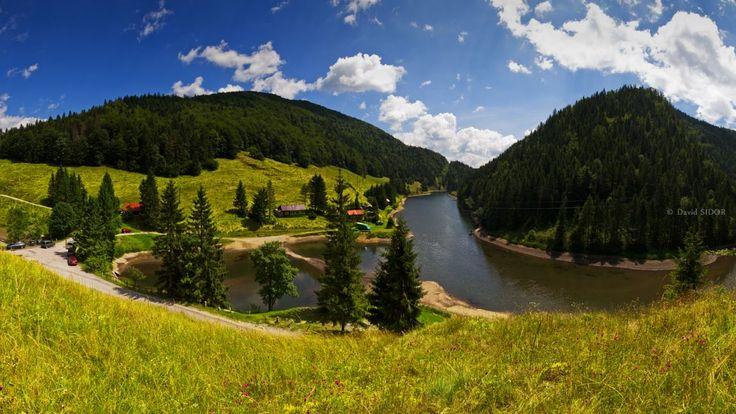 Stratenská píla a Stratenský kaňón Slovenský raj