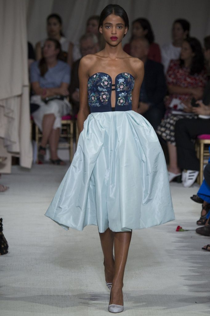 Вдохновение Испанией: страстные и элегантные наряды коллекции Oscar de la Renta сезона весна-лето 2016 - Ярмарка Мастеров - ручная работа, handmade