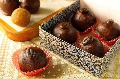 Paleo kávés-diós marcipán bonbon