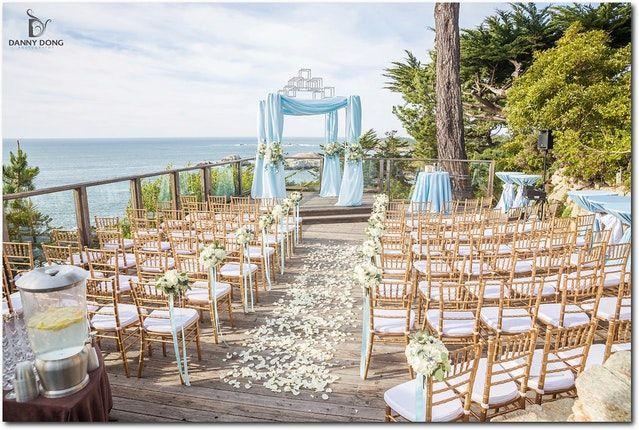 Hyatt Carmel Highlands Wedding Venue Hotel Monterey Ca 93923 Ocean Wedding Venue Beach Wedding Venues California Ocean View Wedding