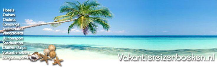 VakantieReizenBoeken.nl - Voor al uw vakanties