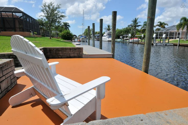 Direct Golf and Sailboat Access - vacation rental in Cape Coral, Florida. View more: #CapeCoralFloridaVacationRentals