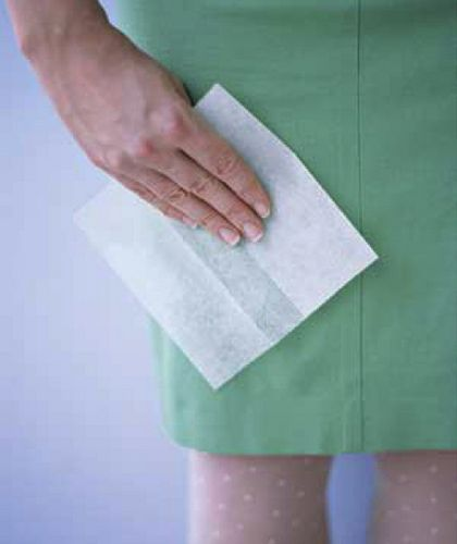 Great alternative uses for dryer sheets