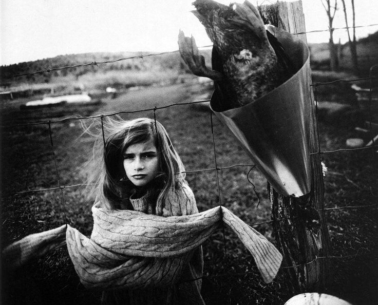 by Sally Mann