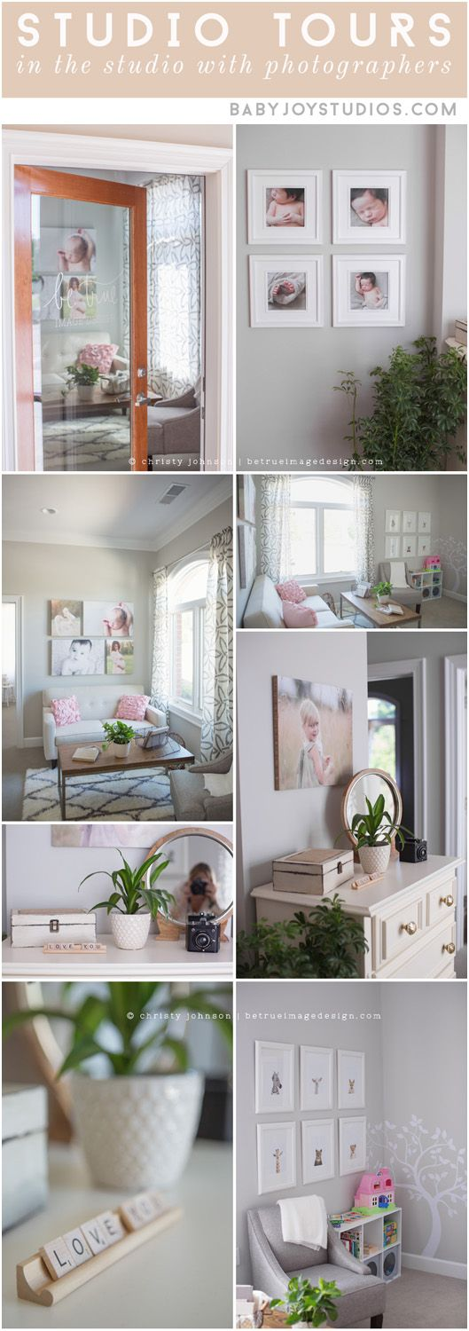 Photography Studio Tour with  Be True Images | Interviewed by Baby Joy Studios Photo Props