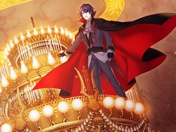 Tags: Anime, The Phantom of the Opera, Erik (The Phantom Of The Opera), PersonA ~Opera Za no Kaijin~, The Phantom (Opera Za No Kaijin)
