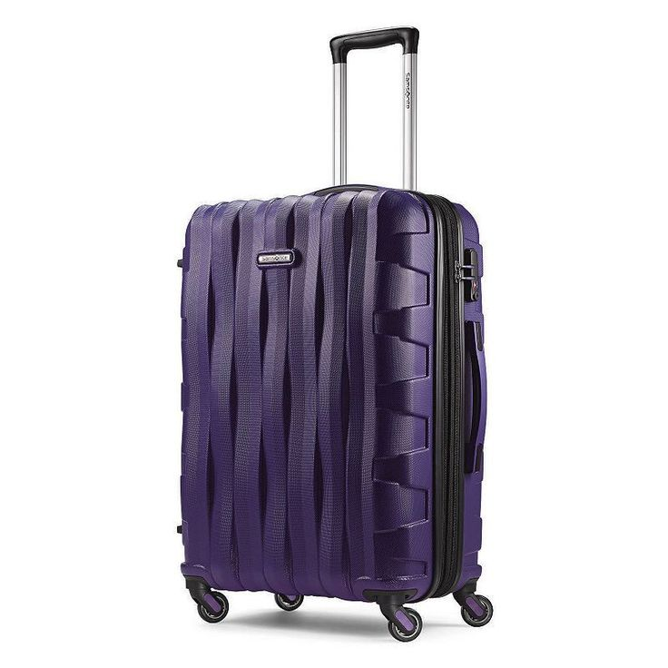 Samsonite Ziplite 3.0 Hardside Spinner Luggage, Drk Purple