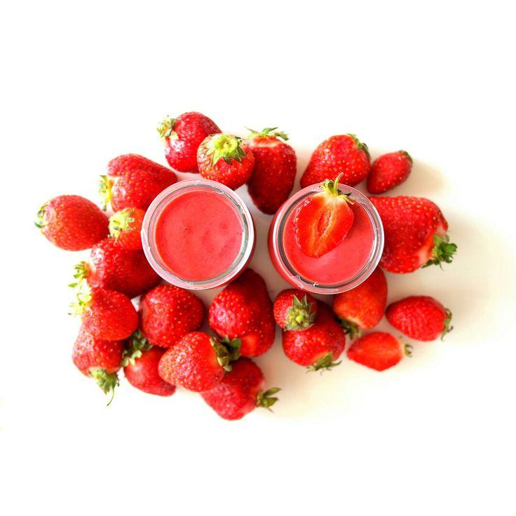 Pyszna prostota truskawkowa ❤ ---> Zapraszam na mój fb https://www.facebook.com/eatdrinklook/ -------------> Delicious simple strawberry ❤ ---> I invite you to my fb https://www.facebook.com/eatdrinklook/