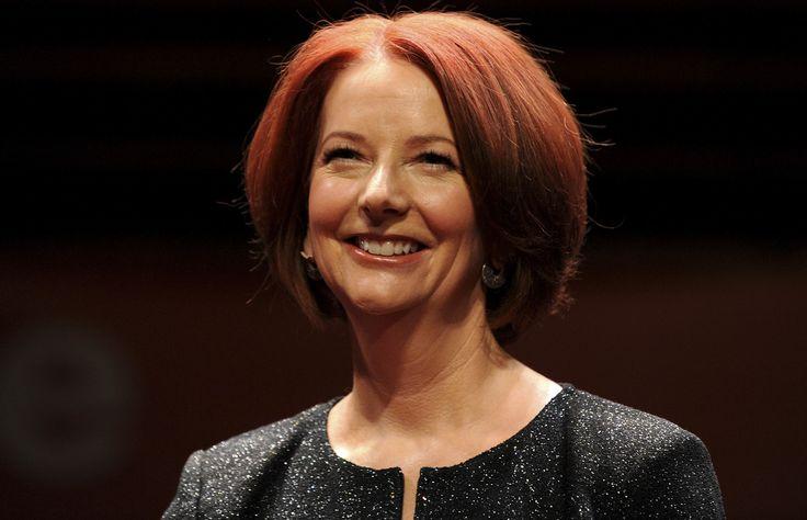 Julia Gillard - AAP Image