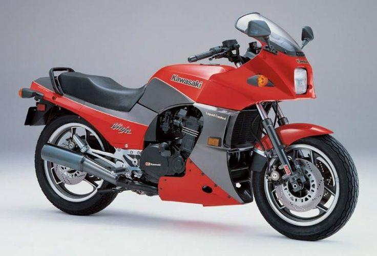 GPz 900R Ninja, 1984-1985