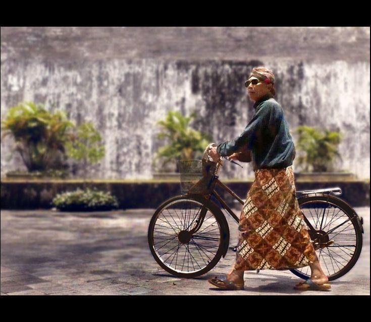 Abdi Dalem Kraton, Kraton Ngayogyakarta Hadiningrat, D.I Yogyakarta, Indonesia