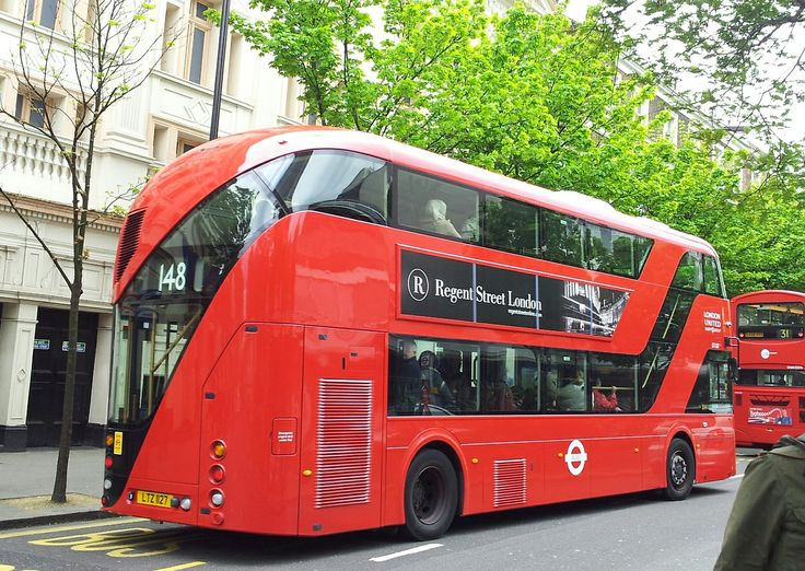 London Routemaster bus by Thomas Heatherwick from www.atthepinkhouse.tumblr.com