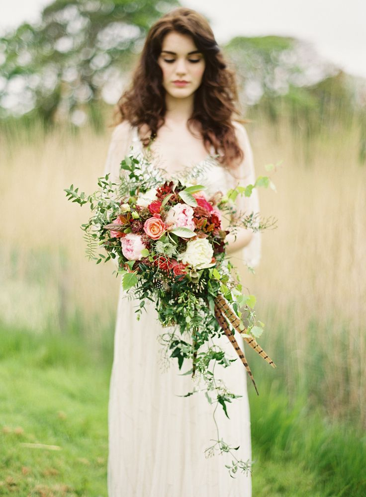 'Wild at Heart' Confetti Editorial Shoot - Blog - this is utterly stunning