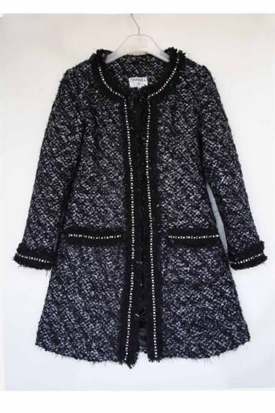 Фото пальто шанель